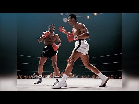 Muhammad Ali's Footwork & Jab - TECHNIQUE BREAKDOWN