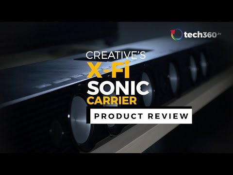 Creative X-Fi Sonic Carrier (PRODUCT REVIEW)