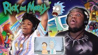 Rick And Morty 1X4