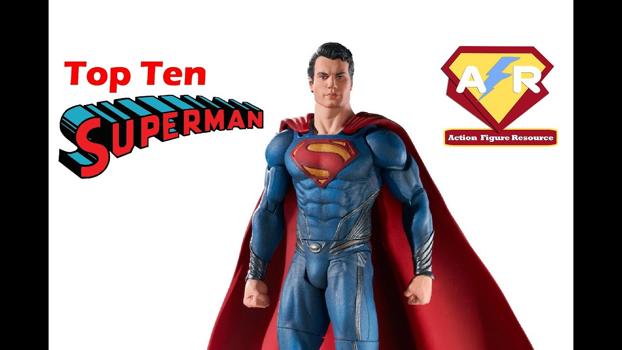 Best Superman Toys And Action Figures For Kids : Top greatest superman action figures youtube