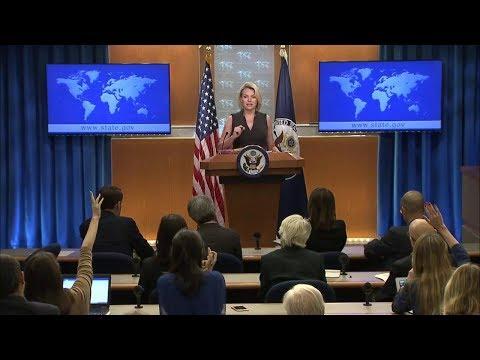 Department Press Briefing - June 21, 2018