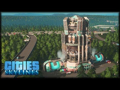 Das Kernfusionskraftwerk   Cities: Skylines #42