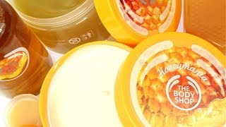 WSITN: The Body Shop Honeymania Review Thumbnail