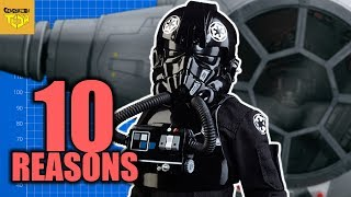 10 REASONS why Tie Fighter Pilots were the BEST