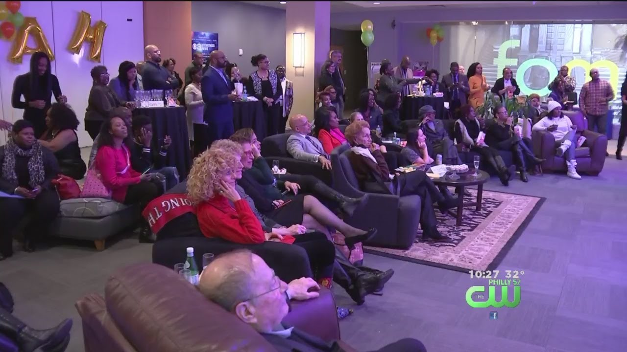 'Fam' Premiere Watch Party Held At CBS Philly