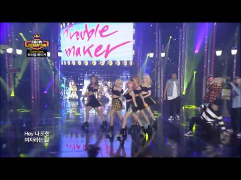 TroubleMaker - Attention (FMV)