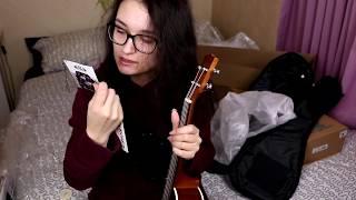 Unboxing my ukulele -Kala KA-C