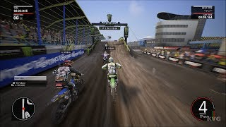 MXGP PRO - Assen (MXGP of the Netherlands) - Gameplay (PC HD) [1080p60FPS]