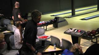 300 game Michaell Sassen @ Bowling finals TT-tournament Assen (NL) 24-06-2012 (10th frame)