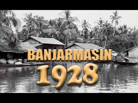 BANJARMASIN TH.1928 Bagai Venesia