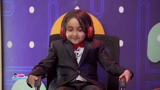شاهد: شيماء سيف ومقلب التوافق مع الطفل آدم | في الفن