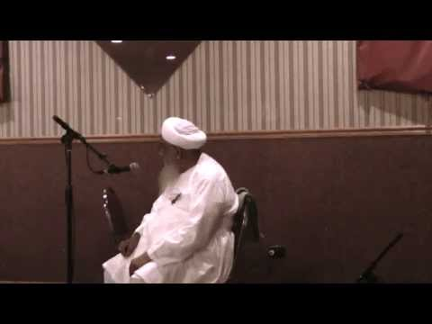 Sermon on the occasion of Lailatul Qadr in Chicago 2015