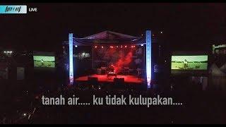 Download ketika LAGU NASIONAL di Konser EDM - ALFFY REV LIVE in Concert 2 Stage - Part 2