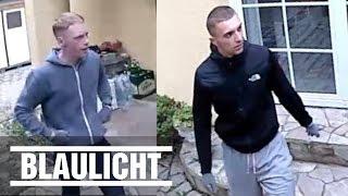 Einbrecher gesucht - Polizei fahndet nach diesen Männern