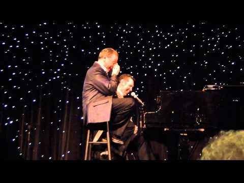 Comedy during Pianos at Sea