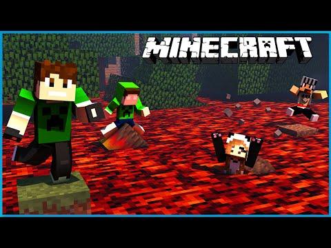 Minecraft: A TRAIÇÃO! (SkyWars)