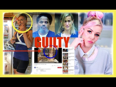 RFitness BLOGGER GUILTY of Murder for HIRE!!