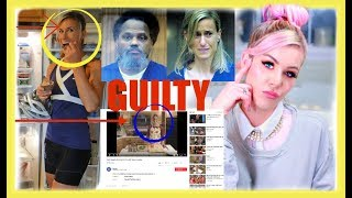 YOUTUBER/Fitness BLOGGER GUILTY of Murder for HIRE!!