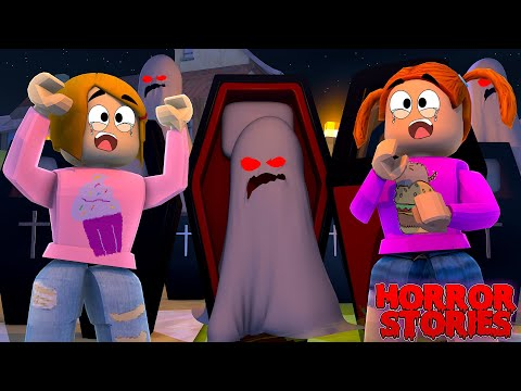 Roblox Horror Story With Molly And Daisy!