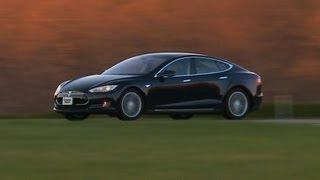 Tesla Model S 2013 Videos