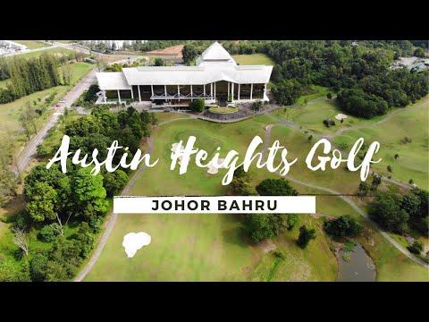 Austin Heights Golf - 1st Nine (DJI Mavic Air)