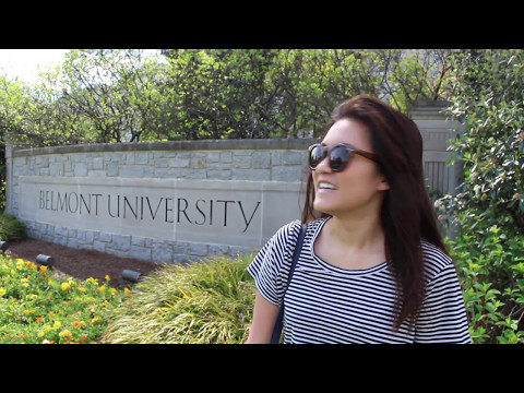 A Honest Tour Belmont University (Senior Edition)