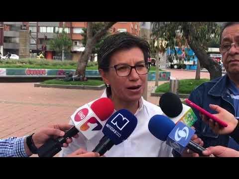 Claudia López confirma que la Registraduría avaló las firmas de la Consulta Anticorrupción