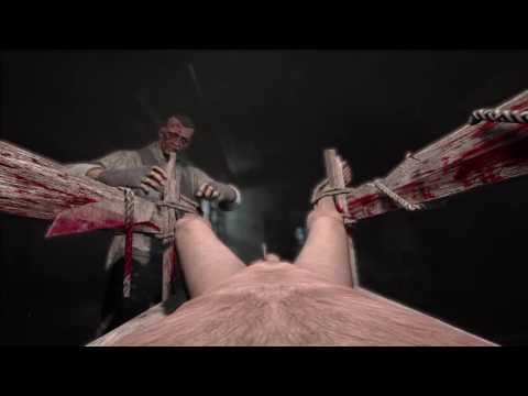Outlast | Whistleblower DLC | GENITAL MUTILATION Scene