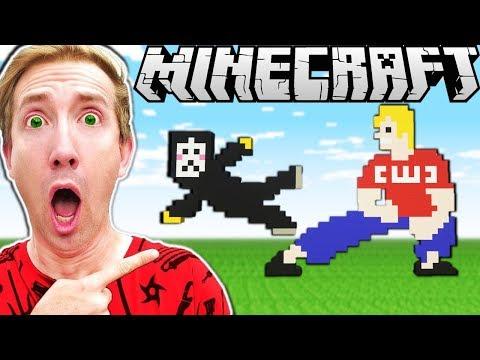 Chad Wild Clay Defeating Project Zorgo - Minecraft Spy Ninja Battle Royale!