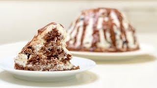 Торт Панчо диетический.  ПП рецепт