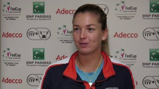 Fed Cup Preview: Coco Vandeweghe