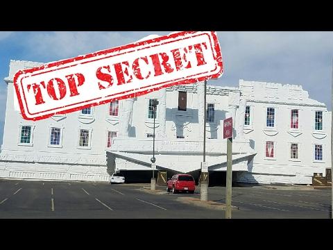 TOP SECRET- White House Upside Down Full Tour.