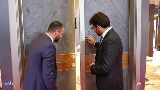 Falez Çelik Kapı - Tüyap Yapı Fuarı 2019