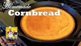 Homemade Cornbread Recipe  Cornbread Recipe