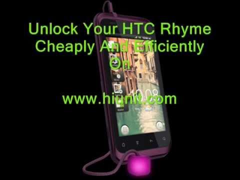 HTC Rhyme Unlock Guaranteed !!!