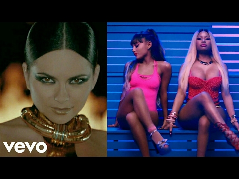 Ariana Grande & INNA - Side To Side (Diggy Down Mix) feat. Nicki Minaj & Marian Hill