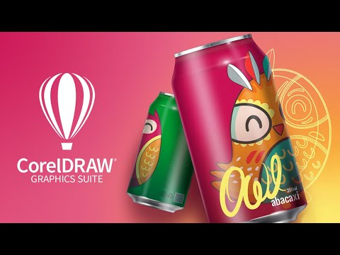 NEW! CorelDRAW Graphics Suite 2021   Designed to get the job done.