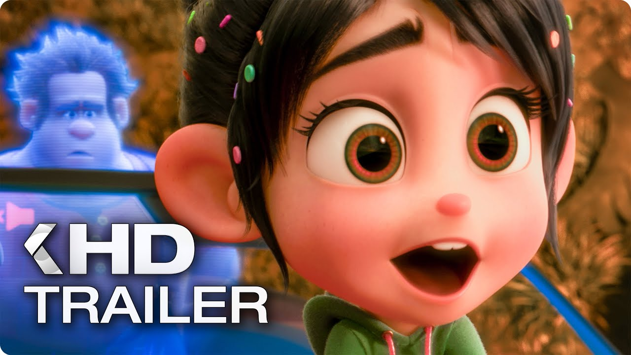 WRECK-IT RALPH 2 Trailer 4 (2018) - YouTubeWreck It Ralph Trailer 3