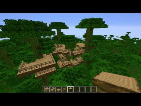 DRP - Minecraft TreeHouse - Ep 2