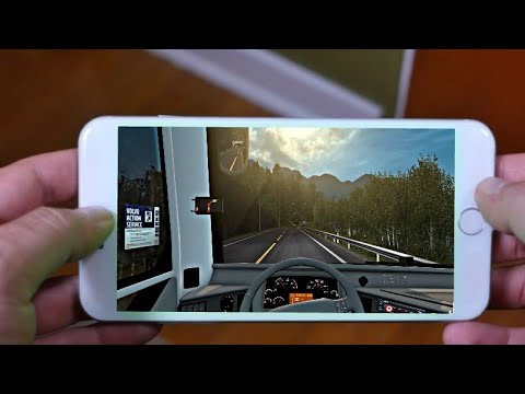 Top 5 Realistic Android Bus Simulator 2018 With Download Link | New Bus Games For Android |