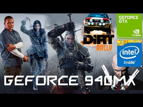 Top 10 Games For Nvidia GTX 940MX
