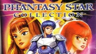 GameBoy Advance Classics 036 - Phantasy Star Collection