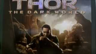 Thor - The Dark World 3D (2013) | Best Buy and Target Exclusive Blu-ray | Box Art & Specs