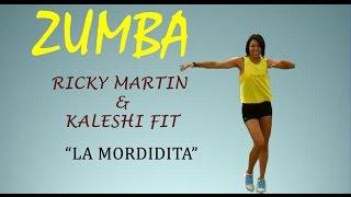 "ZUMBA ""LA MORDIDITA"" RICKY MARTIN"
