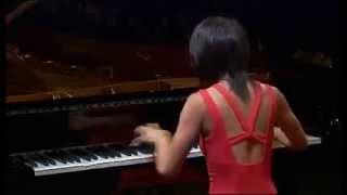 Юджа Ванг (Yuja Wang). Трич-трач Полька (Tritsch-tratsch Polka) в обработке Д. Цифры, И. Штраус