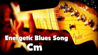 Stevie Ray Style - Blues Backing Track in C Minor (2018)