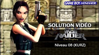 [GBA] Tomb Raider : The Prophecy (2002) - Niveau 08 (KURZ)