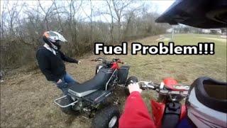 2003 Blaster 200 Fuel Problems!