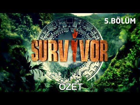 Survivor 2018 | 5. Bölüm Özeti