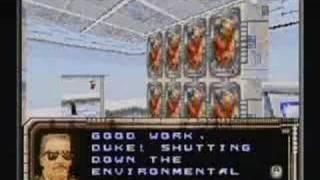 Duke Nukem Advance - Level 1C
